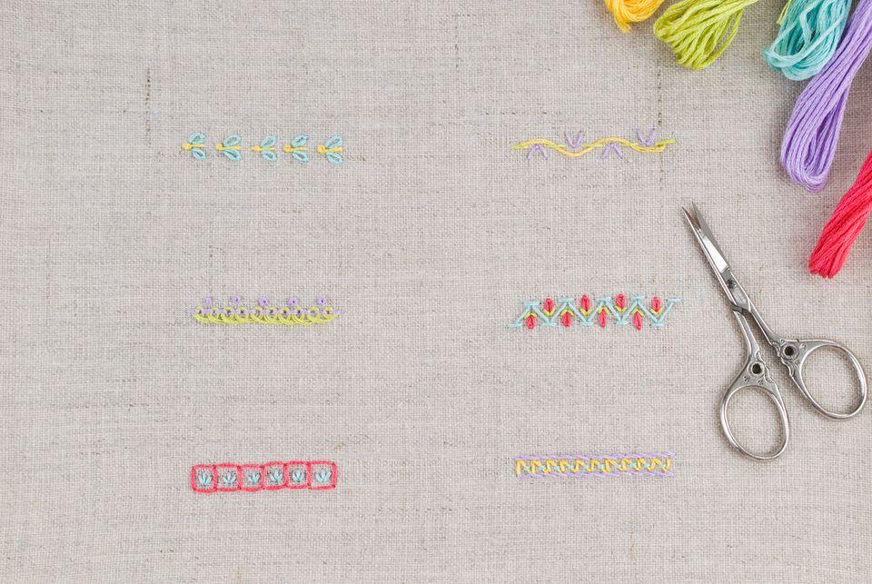 Stitch Combinations