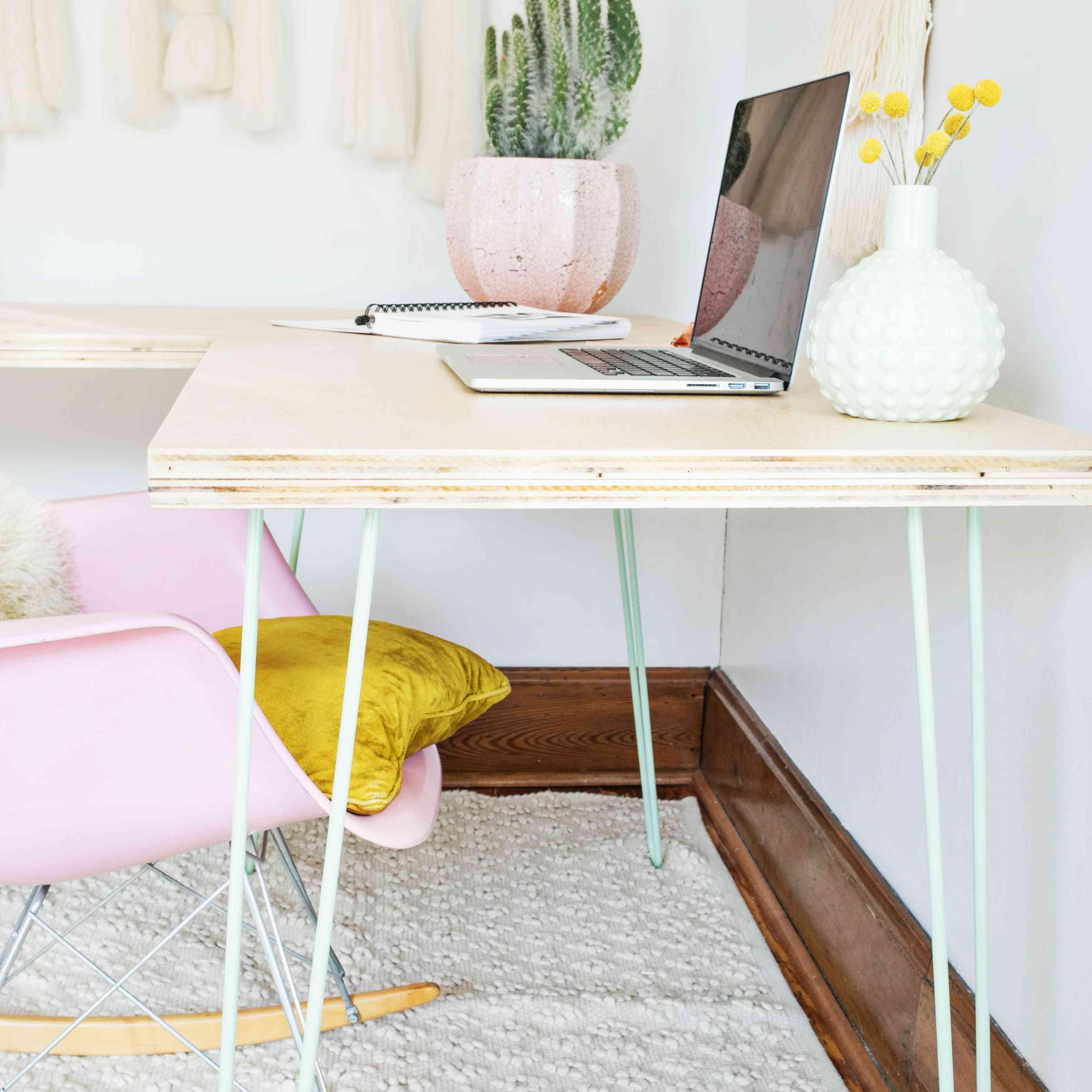 Diys For A Beautiful Organized Office