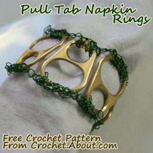 Pull Tab Napkin Rings