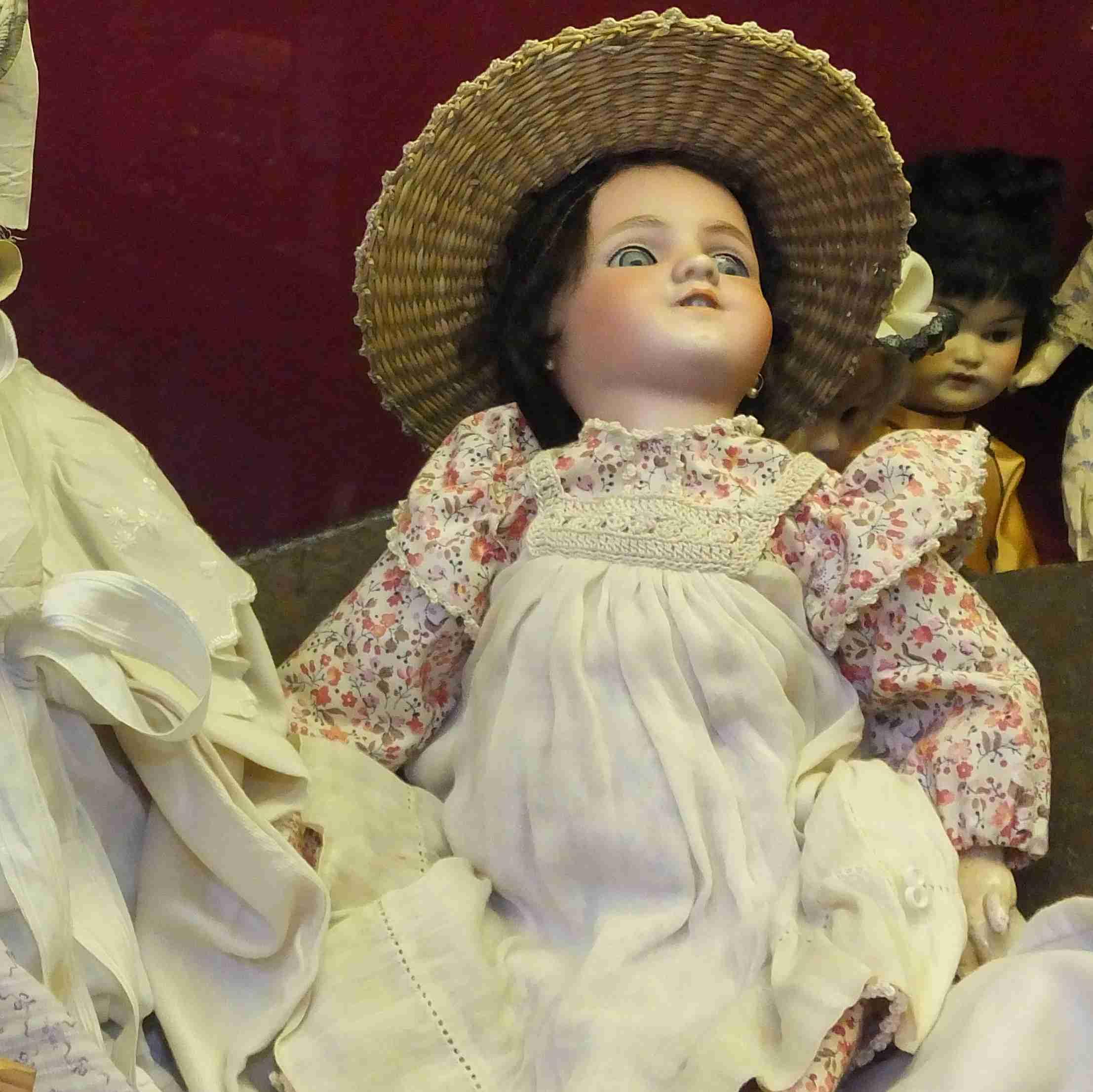 Simon & Halbig dolls