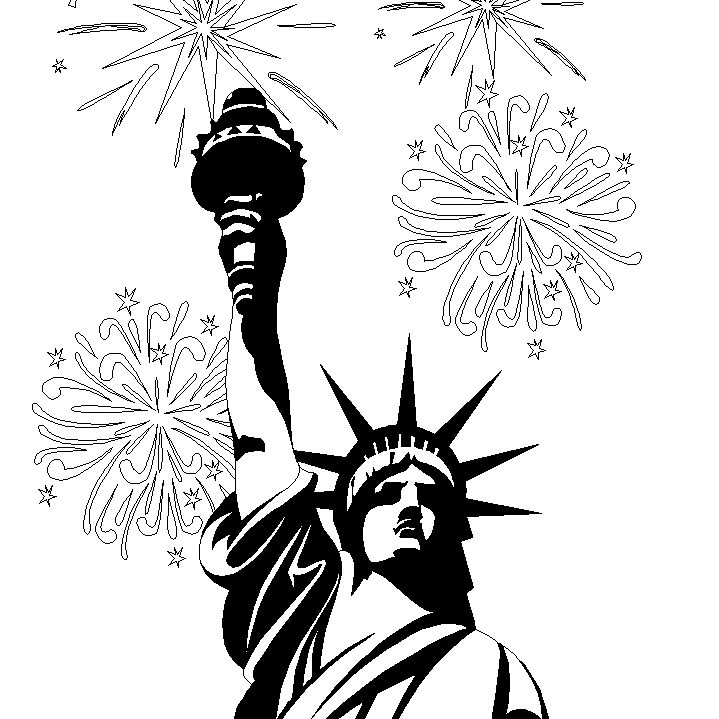 dltk 4th of july coloring pages 5acb dca0036a07d0f