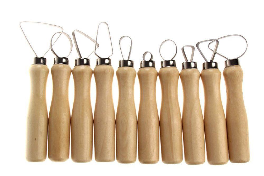Metal Loop or Ribbon Tools for modeling or sculpture.