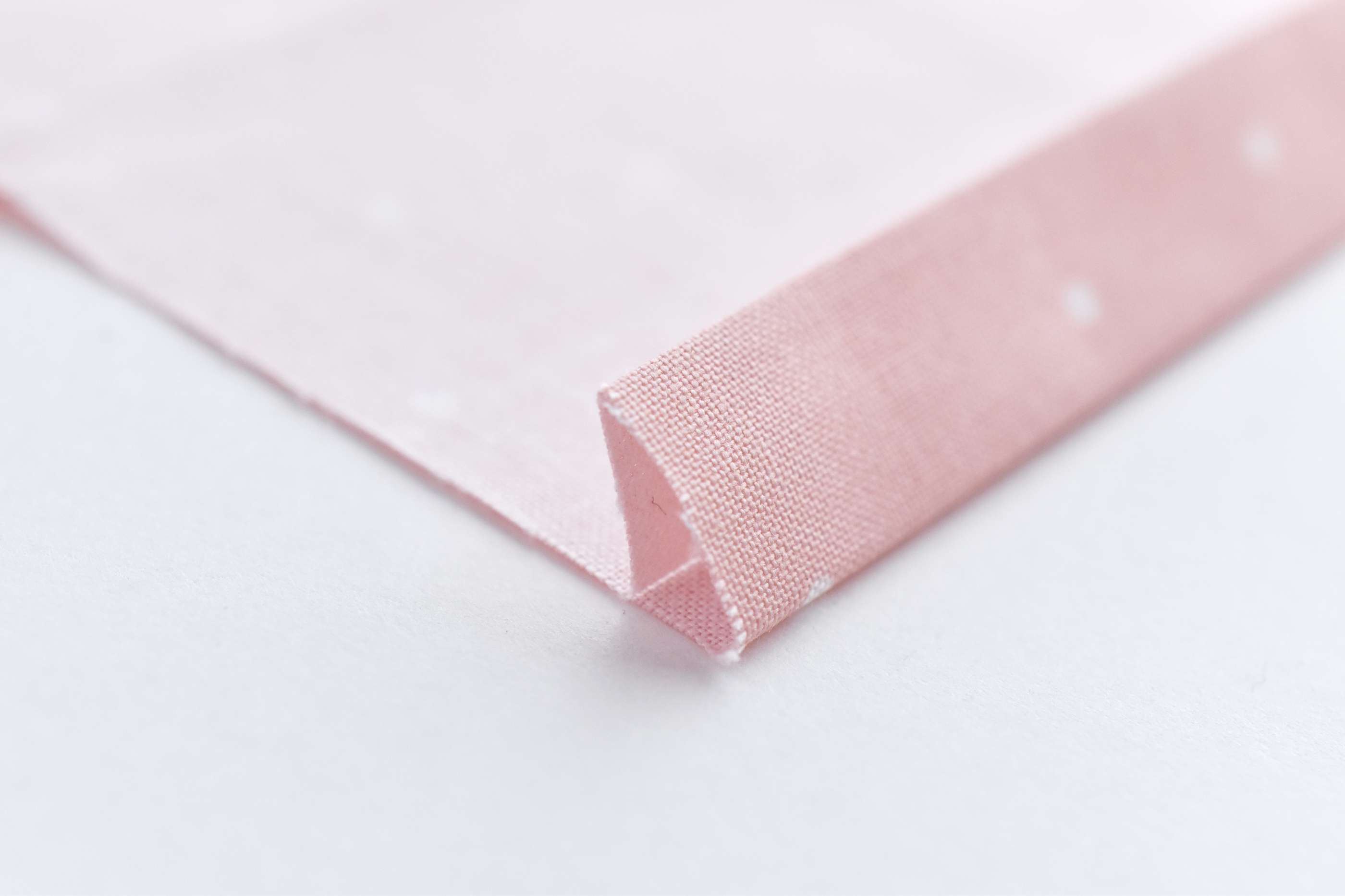 Double Fold and Press the Hem