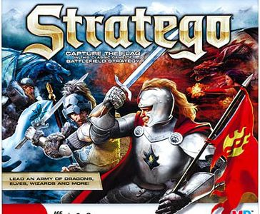 how to play the board game stratego