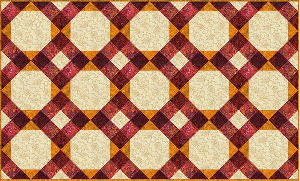 Baby Quilt Patterns Floating Nine Patch