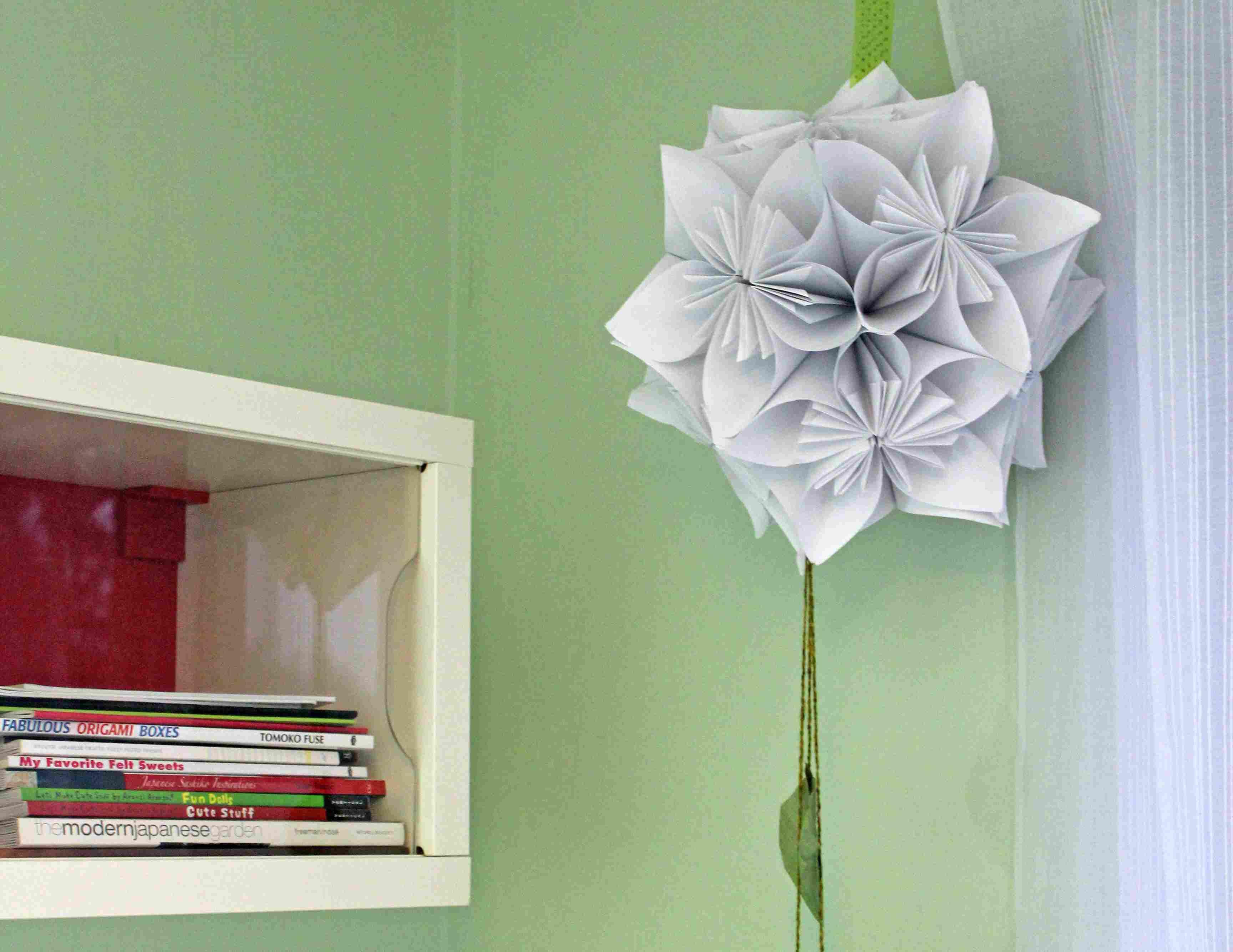 Step-By-Step Kusudama Flower Ball | 2669x3456