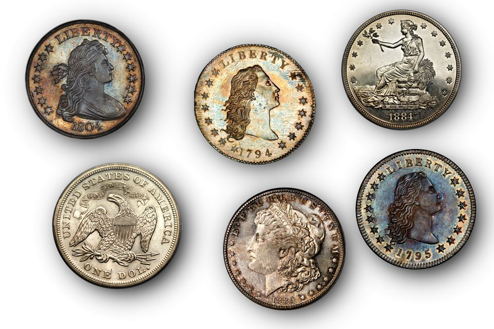 The Top 15 Most Valuable Silver Dollars
