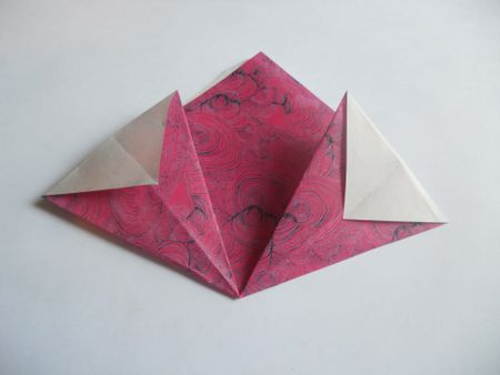 How To Make An Origami Kusudama Flower