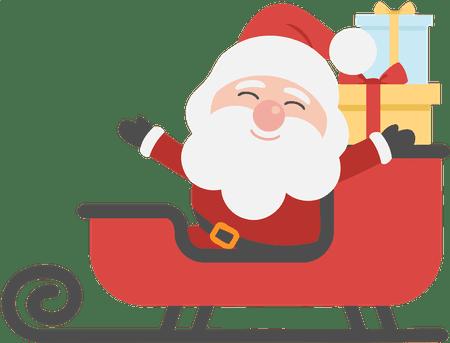 Image result for santa clipart