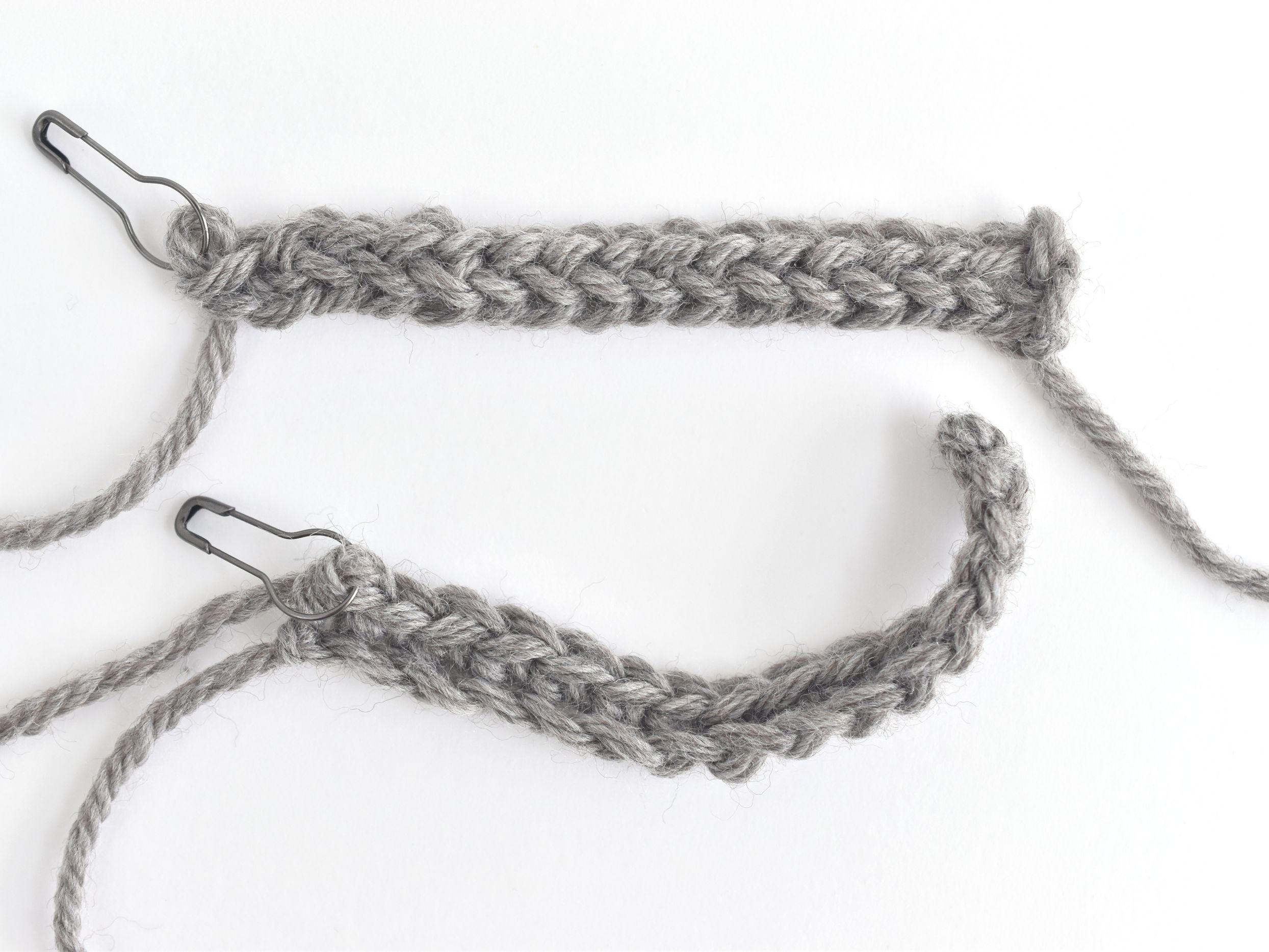 What Is Foundation Single Crochet Fsc