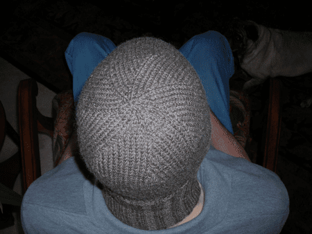 Knitted Helmet Liner (Wool Pulleys for Soldiers) 68ac9ada313