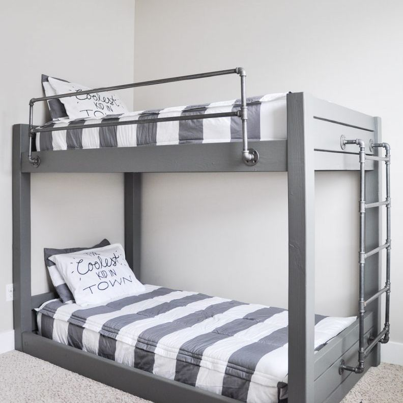 An Style Diy Bunk Bed