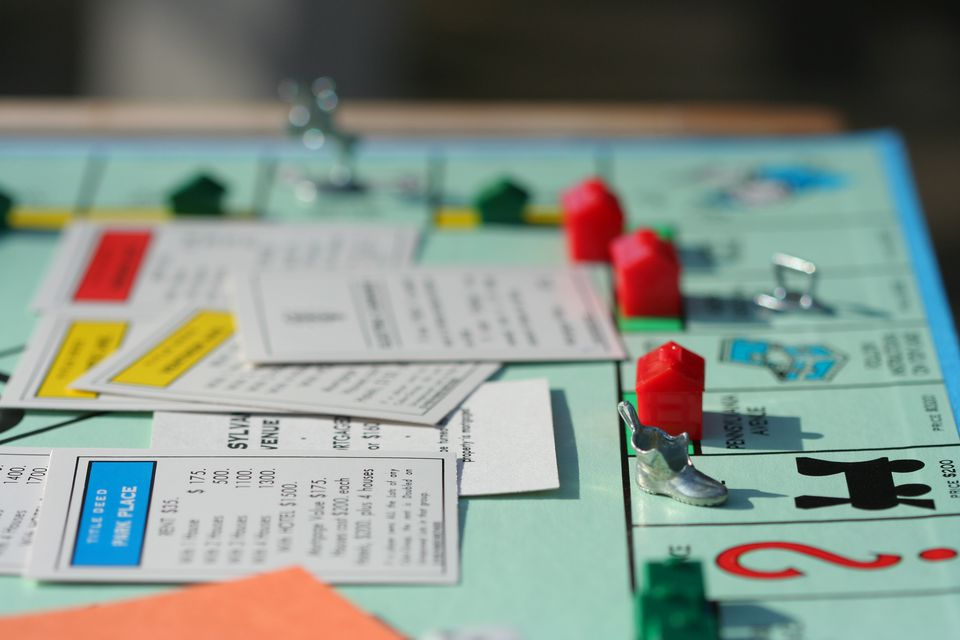 Monopoly, the classic board game