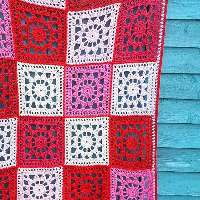 40 Creative Crochet Granny Square Patterns Magnificent Free Granny Square Patterns