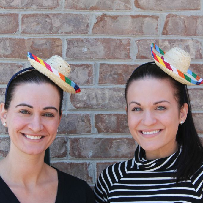 DIY Mini Sombrero Headbands
