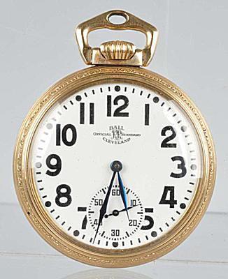 Antique elgin pocket watch dating