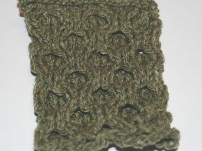 Learn To Knit The Popcorn Stitch