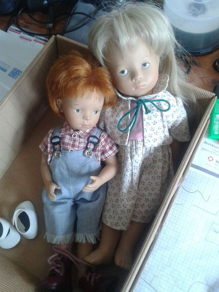 06c4f40b342 Collecting Götz Dolls: What You Need to Know