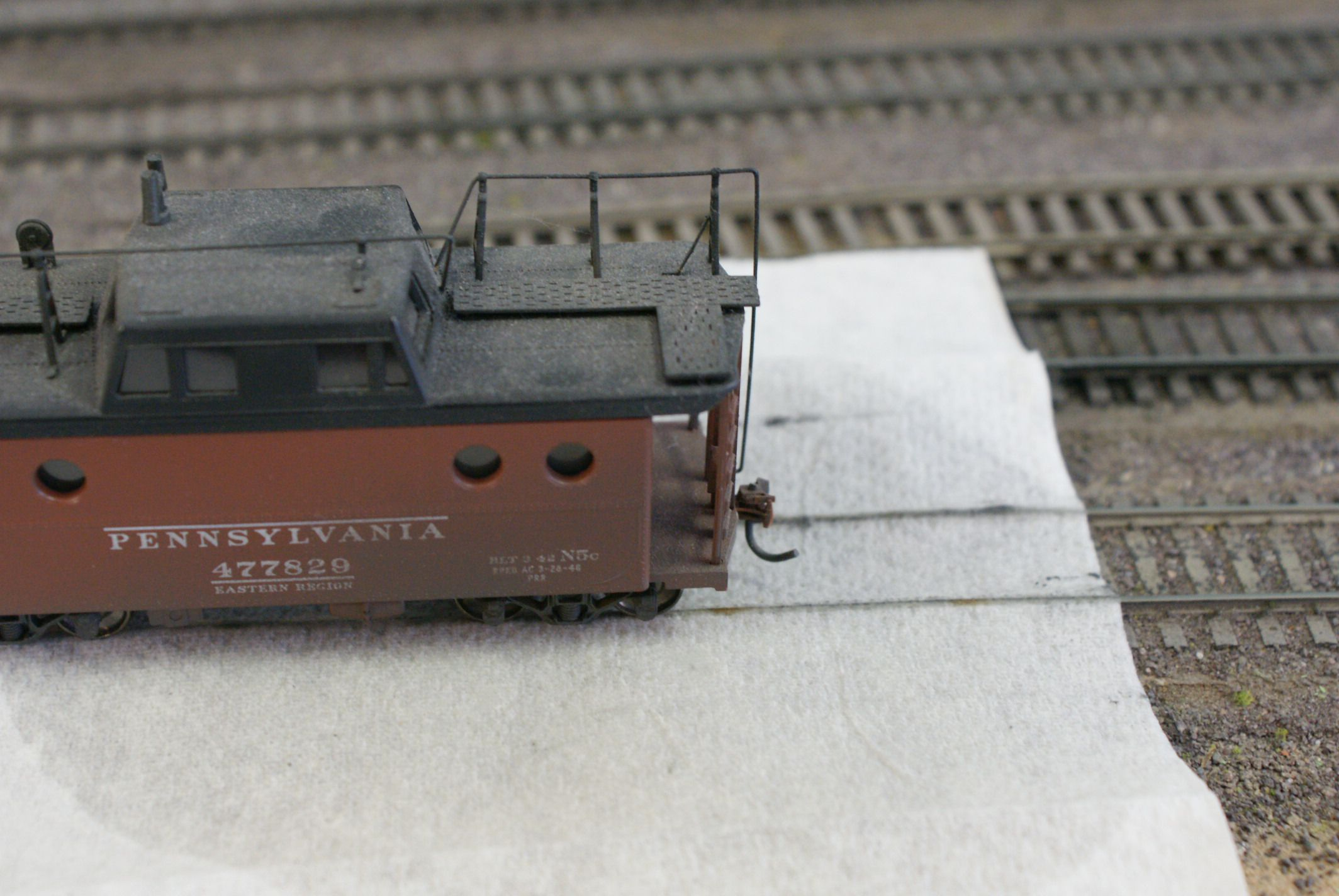 How To Fix Poor Model Train Operations Ho Wiring Diagrams On Dc Railroad