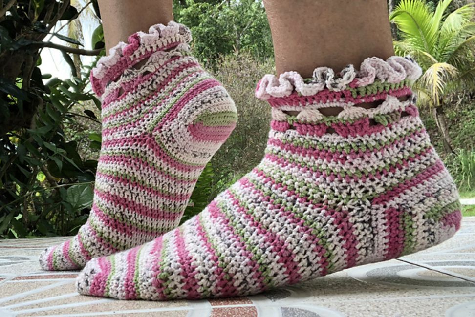 Best Crochet Sock Patterns