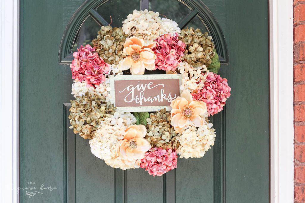 Fall Wreaths You Can Diy