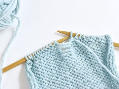 This Is How To Knit The Knits And Purl The Purls As You See Them