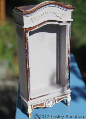 Learn How to Rework Simple Dollhouse Furniture