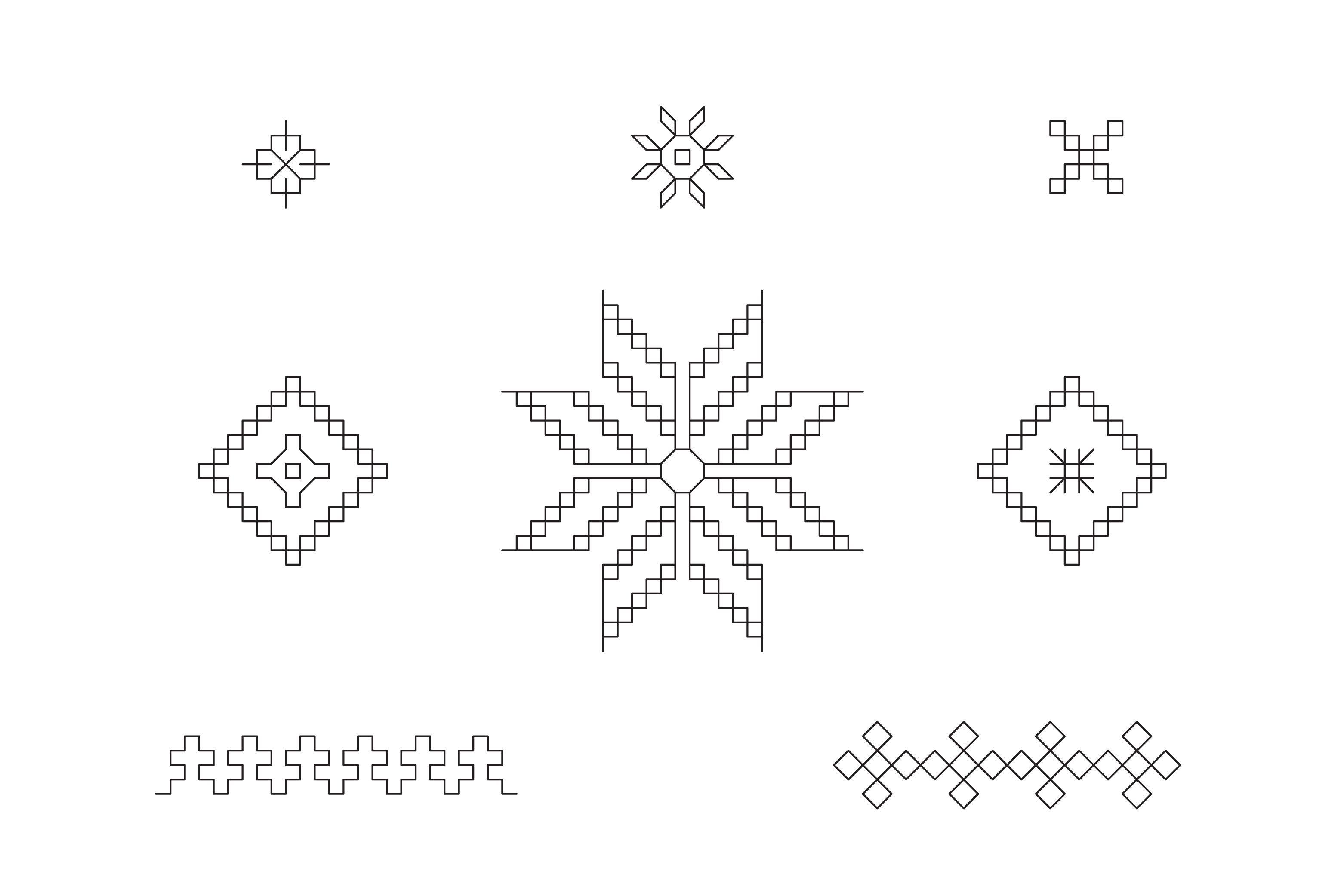 Kasuti Embroidery Patterns