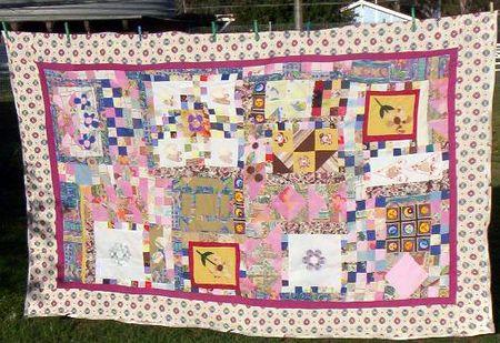 patchwork quilt gallery