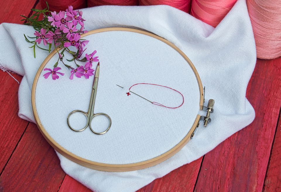 Embroidery tools for removing stitches