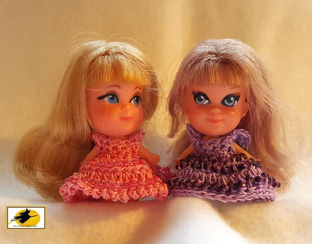 8 Free Crochet Barbie And Doll Clothes Patterns