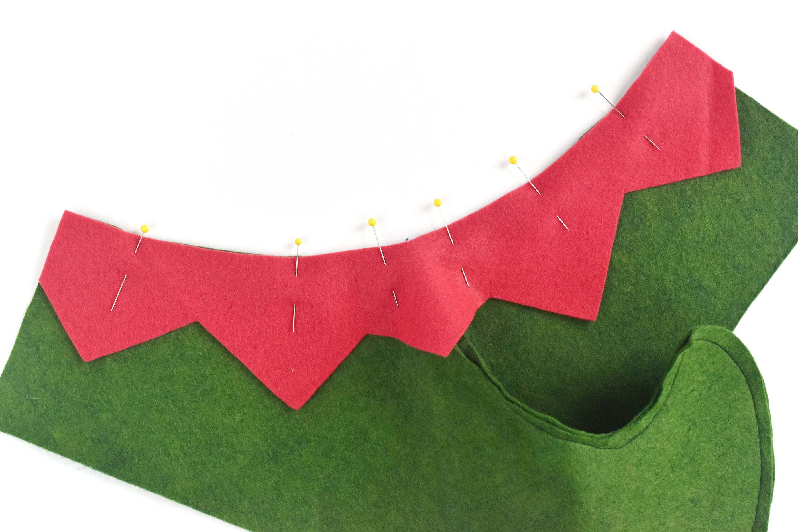 Free Sewing Pattern For Making Curly Toed Elf Shoes