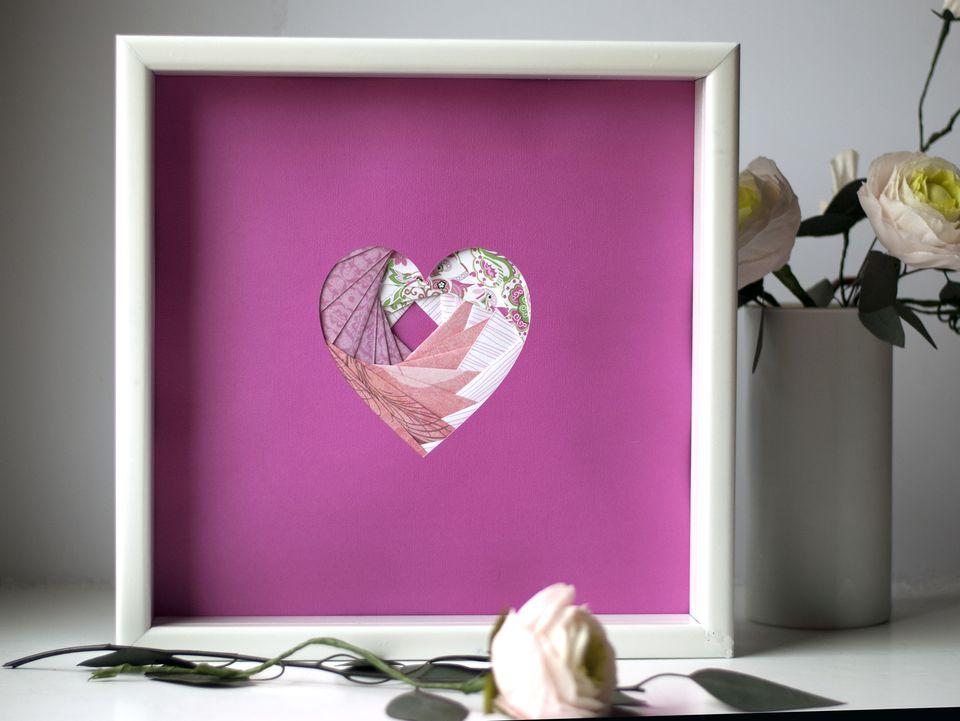lris fold project in frame