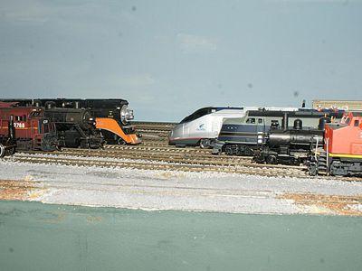 popular model train eras to draw inspiration from