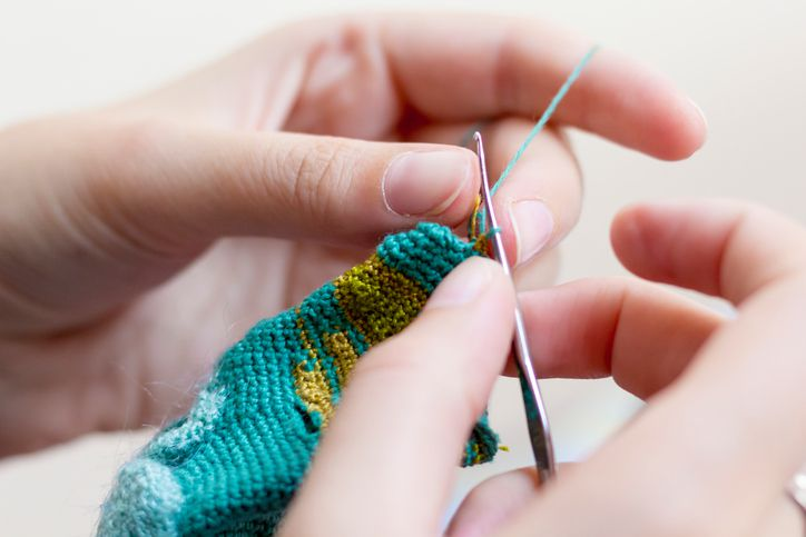 More Than 10,000 Crochet Patterns and Pieces