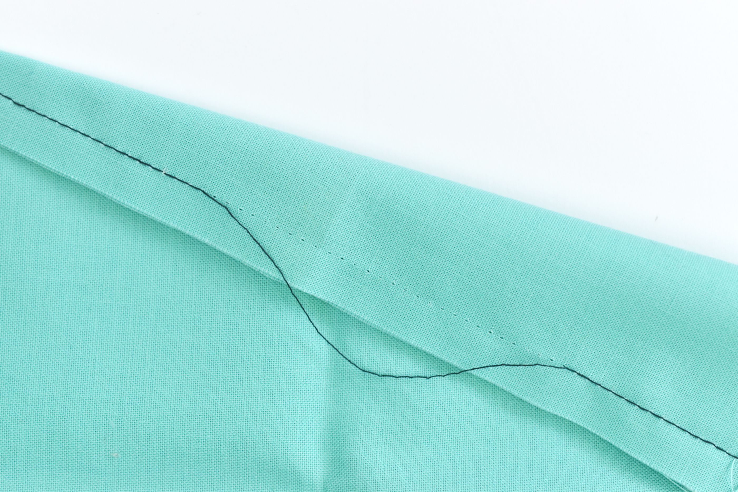 Loose Thread on the Back of the Seam