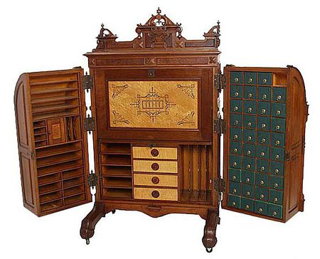 - The Wooton Desk: A Victorian Collectible
