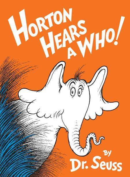 Horton Hears A Who Printables