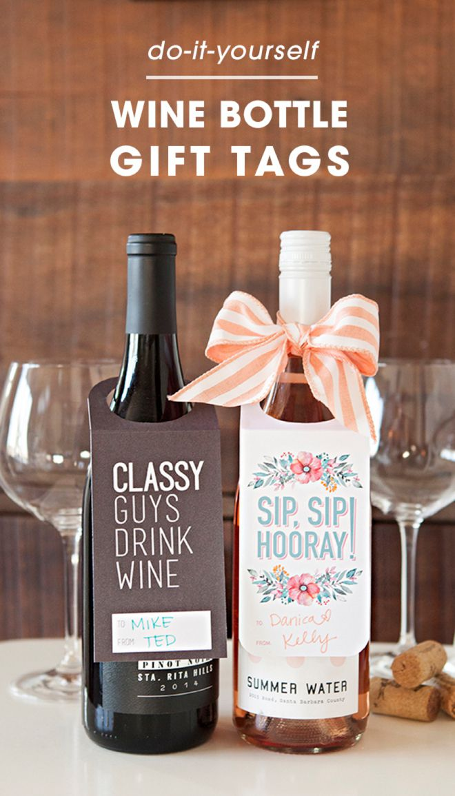 Free Wine Label Templates For Any Occassion
