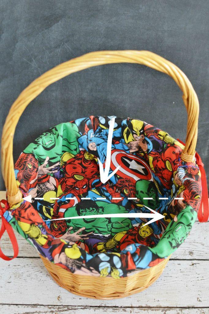 24 easter basket ideas we love boys easter basket diy ideas negle Gallery