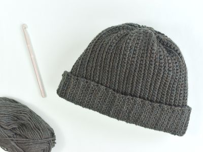 Crochet a Classic Men s Hat With This Free Pattern 0ed2a7fd9b8