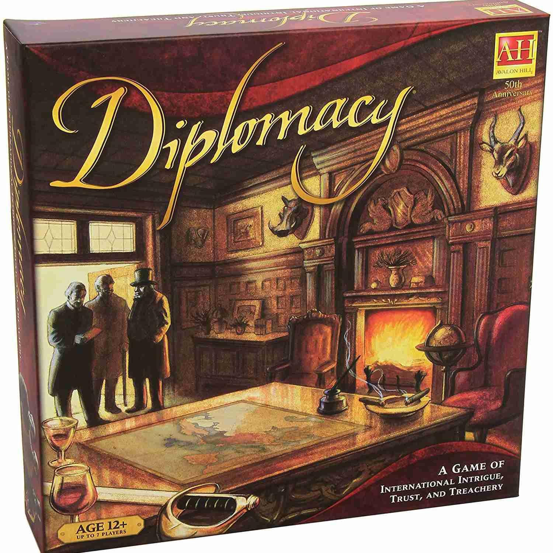 Diplomacy Gam