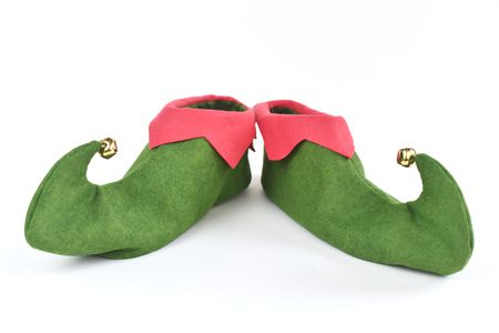 How to Sew Felt Elf Shoes