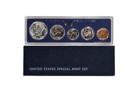 Special Coins in a Special Mint Set