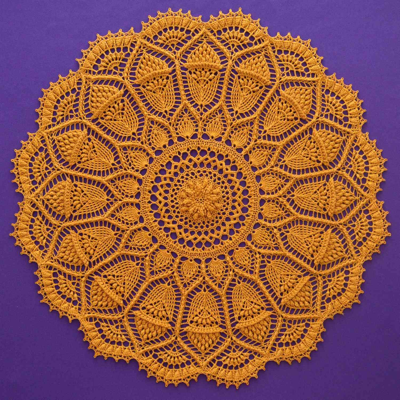 Advanced Crochet Doily