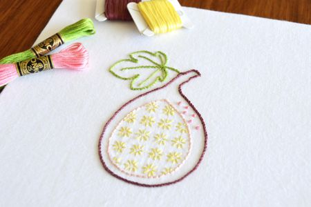 10 Modern Hand Embroidery Patterns