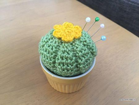 Free Pincushion Crochet Patterns