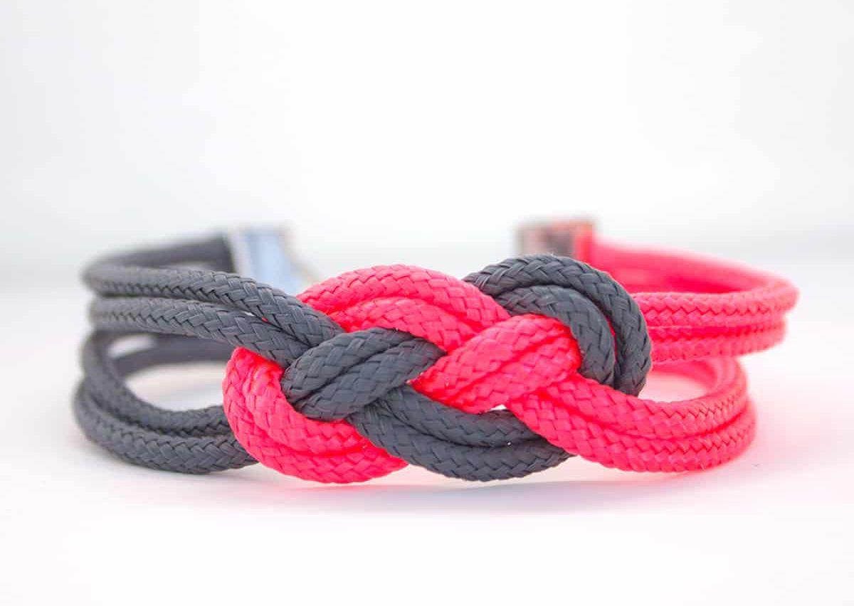 Super Easy Sailor Knot Friendship Bracelet