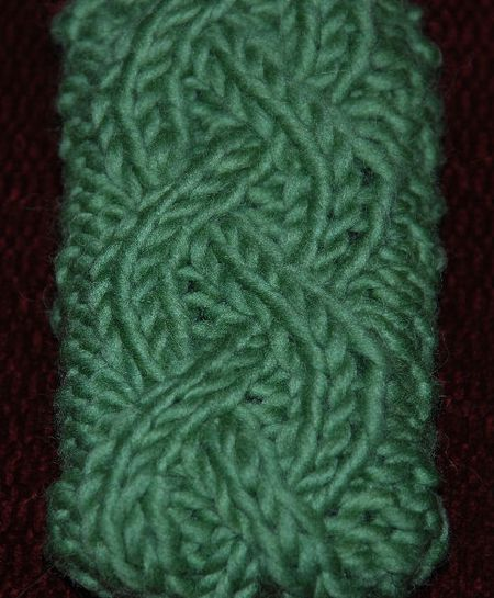 How To Knit A Braid Cable Pattern Stunning Cable Knit Pattern