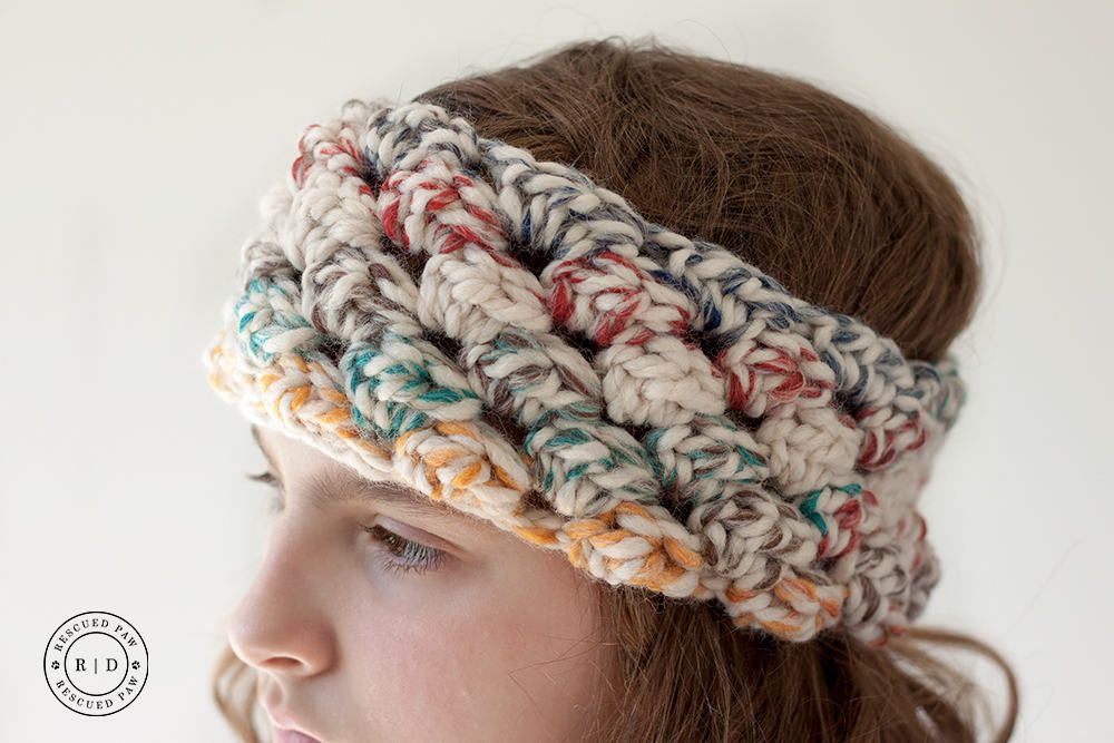 12 Free Patterns for Crochet Headbands f01f3c3dc14